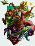 Secret of Mana: Heroes