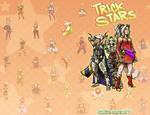 FF Fan Comic: Trick Stars