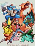 SSBBrawl: Pokemon Team