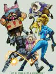 SSBBrawl: Misfit Team
