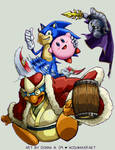 SSBBrawl: Kirby Team