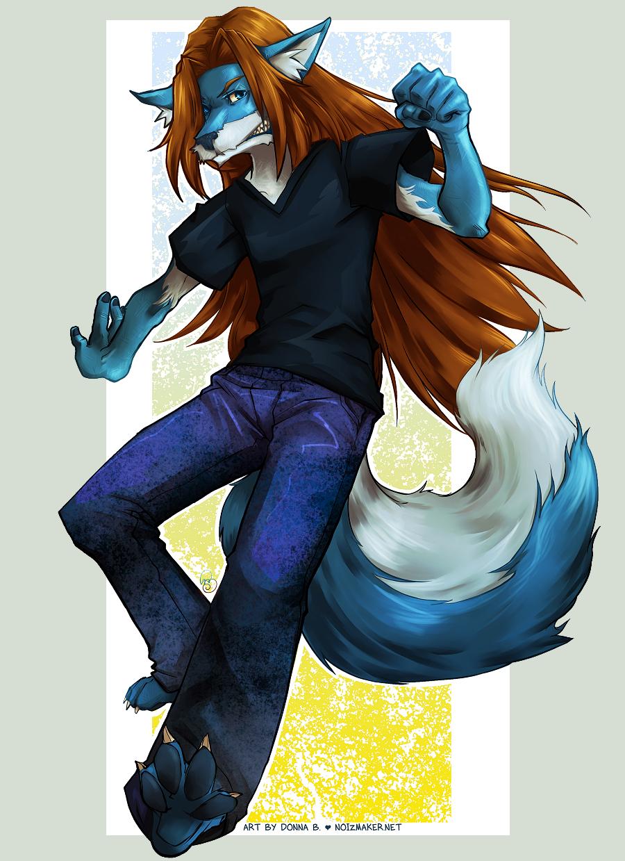 Commission: Kyota by karniz