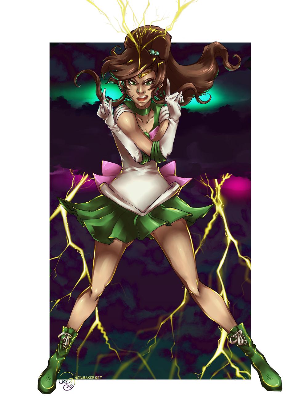 C: Sailorjupiter by karniz