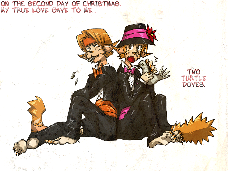 On the Second day of X-mas... by karniz