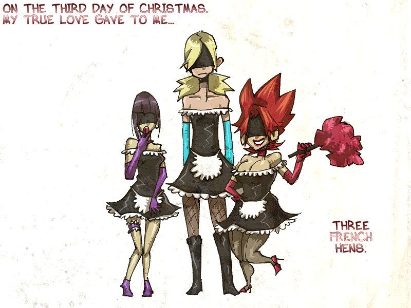 On the Third day of X-mas... by karniz