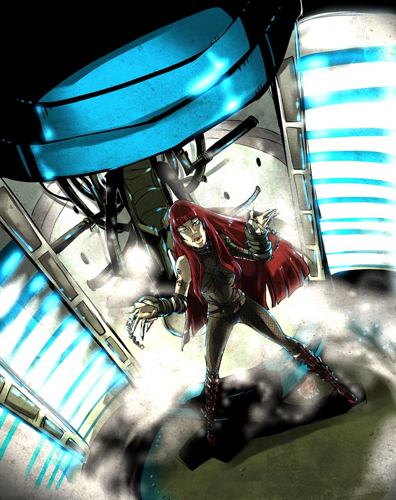 No More Heroes: Cloe by karniz