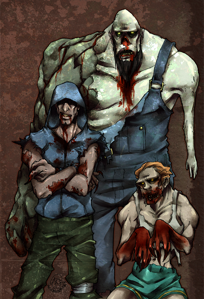 Left 4 Dead Artworks - Fanfic Artworks: A new way to see the game