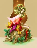 FFVI: Hidden Fairy Part Two by karniz