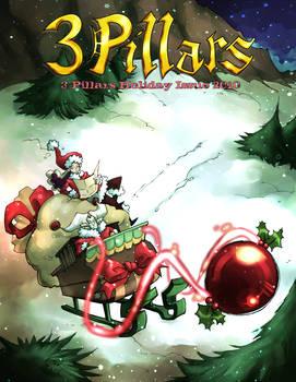 3 Pillars: Holiday 2010 Cover