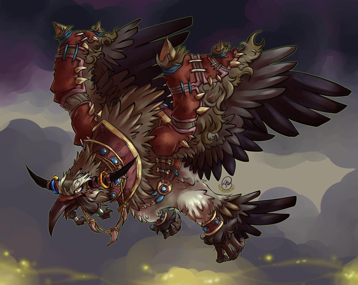 Commission: Ka-kaww by karniz