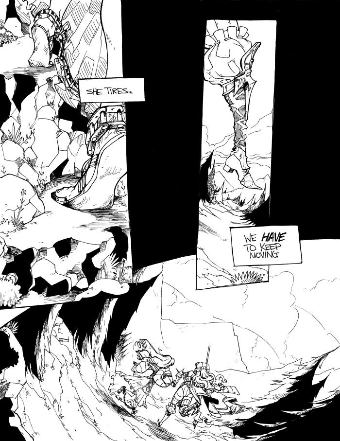 Viceroy: Page One by karniz