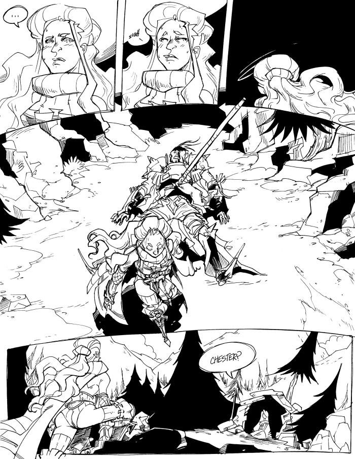 Viceroy: Page Eleven by karniz