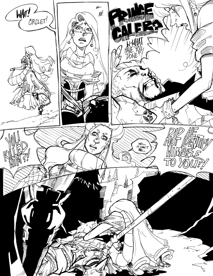 Viceroy: Page Thirteen by karniz