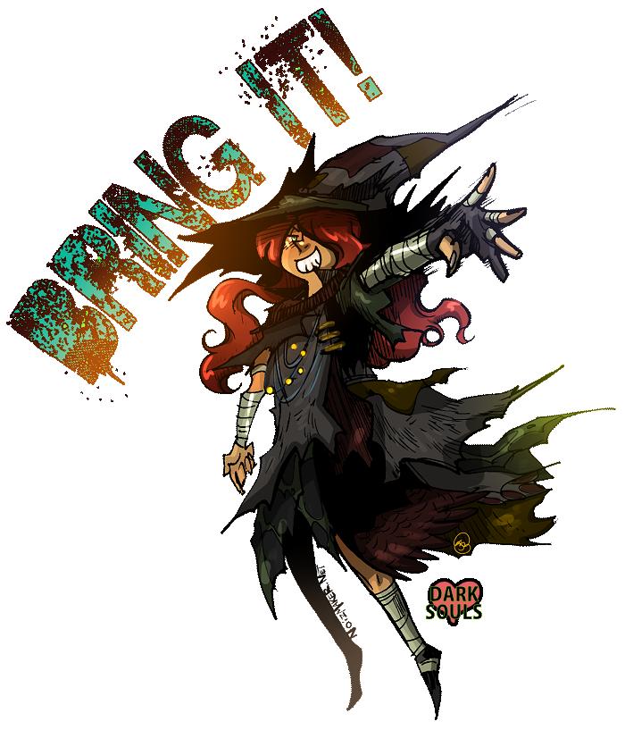 Dark Souls: BRING IT by karniz
