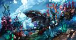 Original: Under da Sea