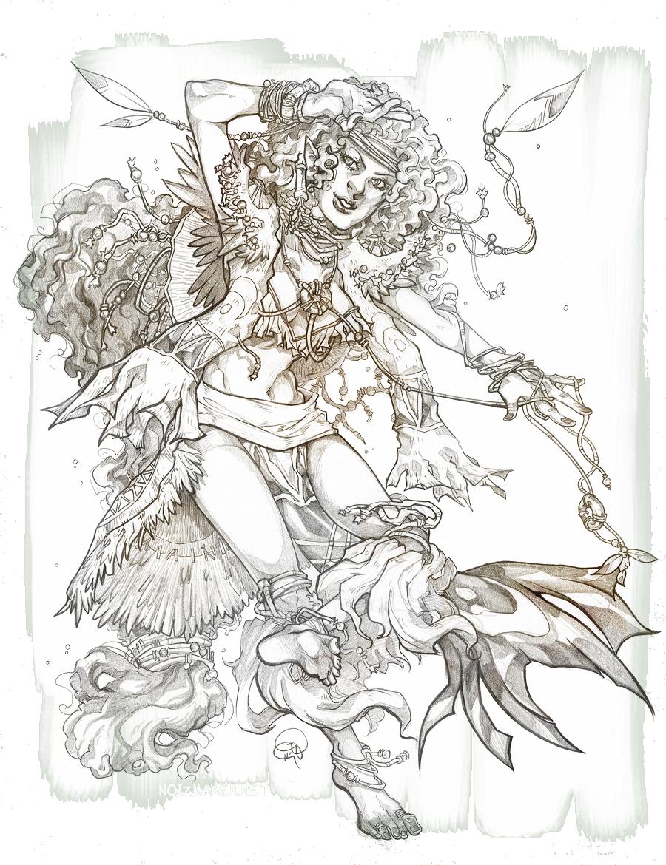 Commission: Sheerokee by karniz