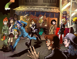 Persona 2: Noodle Shop Mayhem