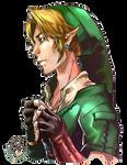 Legend of Zelda: Lacing up