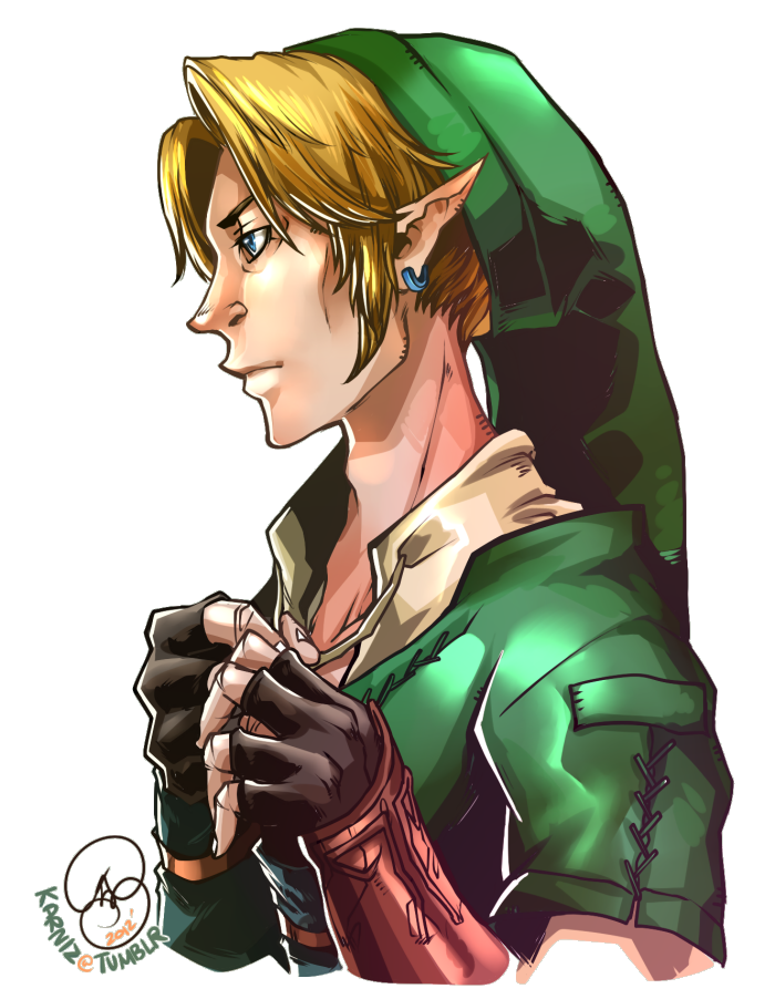 Legend of Zelda: Lacing up by karniz