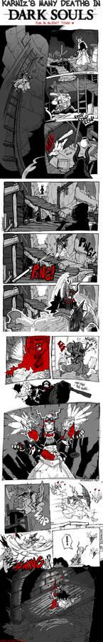 Dark Souls: Fun in Blighttown