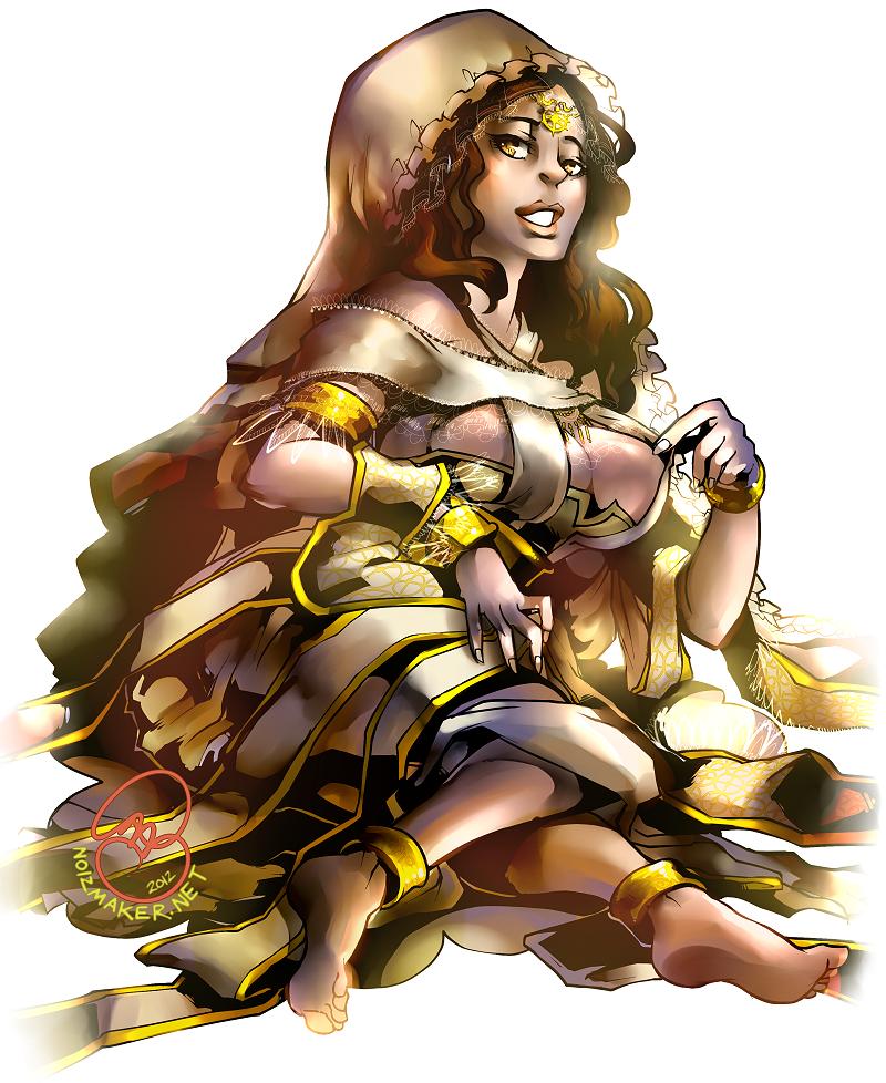 Dark Souls: Gwynevere's Gentle Sunlight by karniz