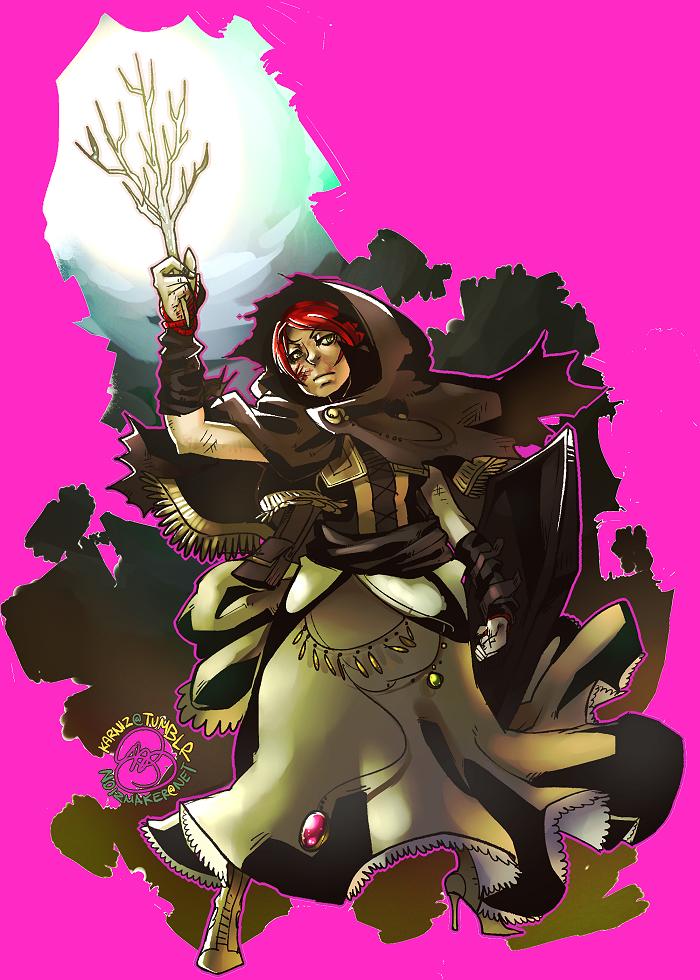 Dark Souls: Soul Arrow by karniz