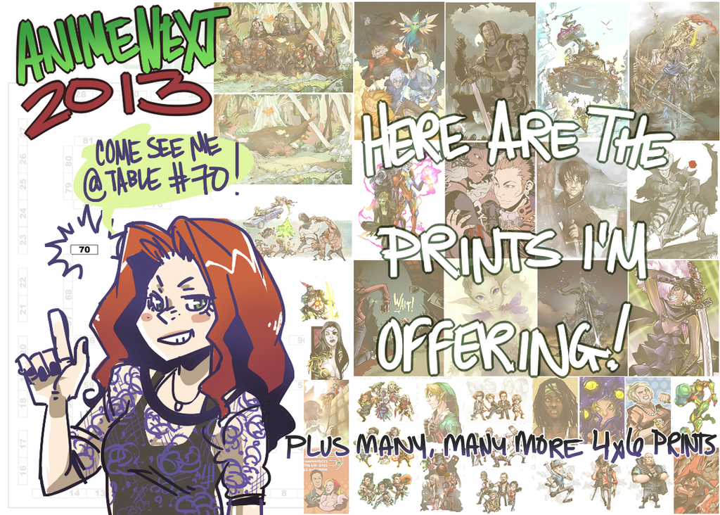 Anime Next 2013 by karniz