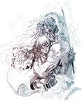 Dark Souls: Heroine + Laurentius