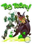 DOTA 2: Tag Team! by karniz