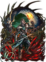 Dark Souls 2: Darkness Awaits by karniz