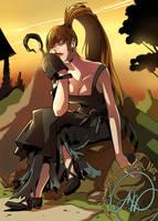 Dark Souls 2: Chloanne by karniz