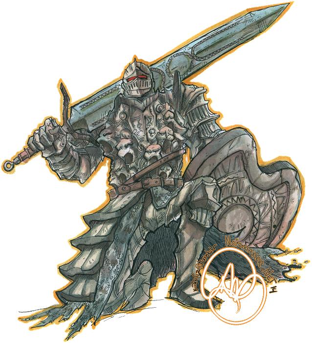 Dark Souls II: The Pursuer