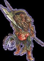 Dark Souls II: Dragonrider by karniz