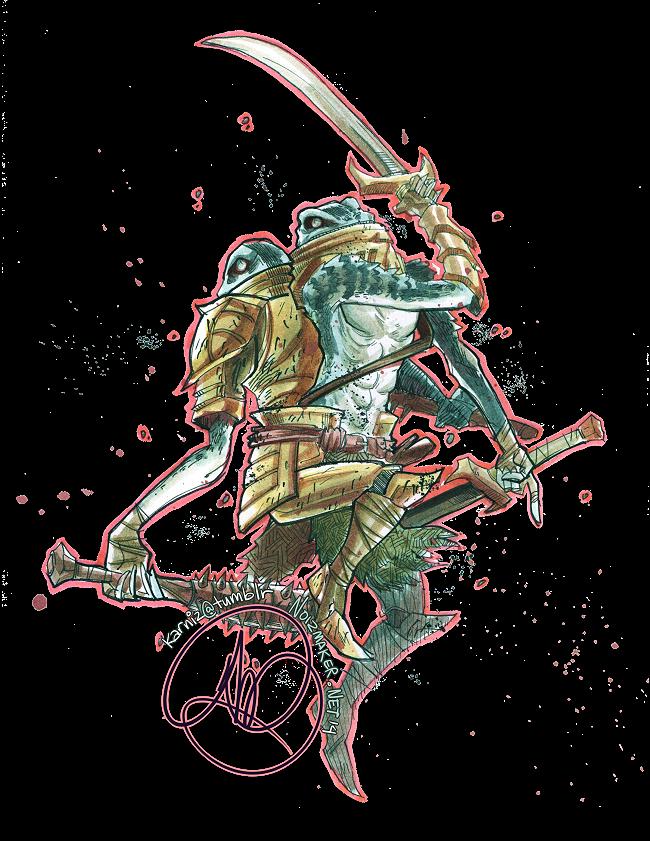 Dark Souls II: Flexile Sentry by karniz