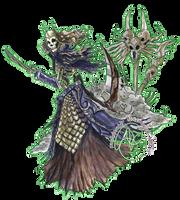 Dark Souls II: Skeleton Lords by karniz
