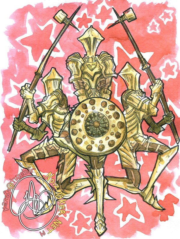 Dark Souls II: Ruin Sentinels