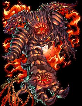 Dark Souls II: Smelter Demon