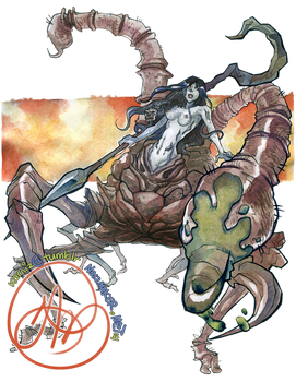 Dark Souls II: Scorpioness Najka