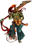 Commission: Gargargon