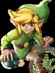 Legend of Zelda and/or Super Smash Bros: Toon Link