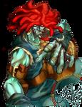 Final Fantasy IX: Salamander / Amarant