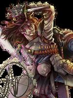 Pathfinder: Bug's Character by karniz