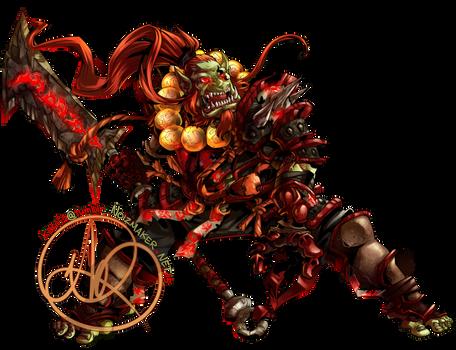 Commission: Gargaron