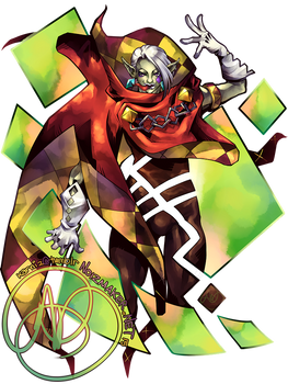 Legend of Zelda - Skyward Sword: Ghirahim
