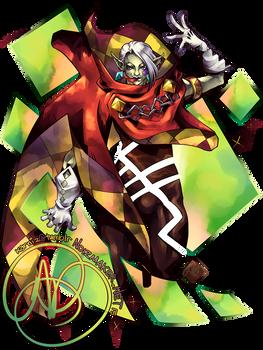 Legend of Zelda - Skyward Sword: Ghirahim