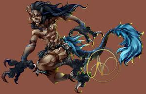 Commission: Dai by karniz