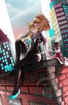 Commission: Spider Gwen