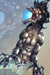 Commission - Voltron AU: Keith