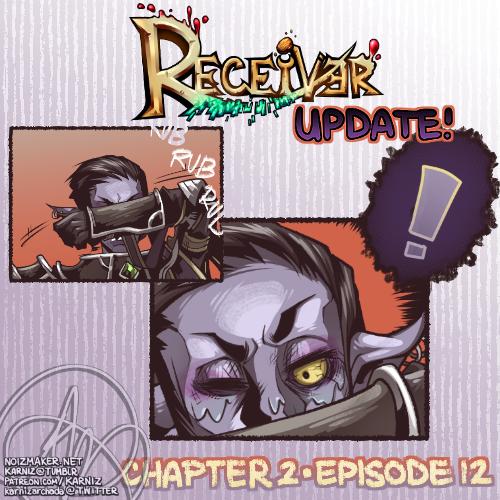 Receiver Update #012