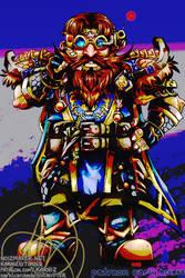 2019 Commission: Gryff / World of Warcraft